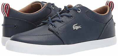 Men's Shoes Lacoste BAYLISS 119 1 U Fashion Sneakers 37CMA0073092 NAVY / (Lacoste White Shoes)