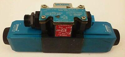 Vickers Dg4v-3-6c-m-fpa5wl-d1-hl7-60 Hydraulic Control Valve 02-329218 Used