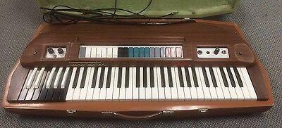 Vintage Fender Starmaster Combo Organ Porto Made in Italy Super Rare