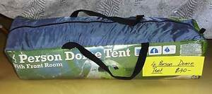 4 Person Dome Tent Redlynch Cairns City Preview