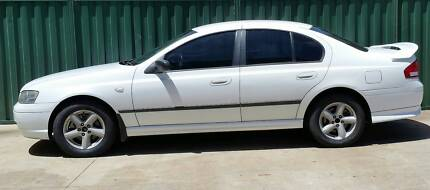 Ford Falcon BA SEDAN 2005 WRECKING ALL PARTS, FROM $10 PARTS