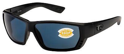 Costa Del Mar Tuna Alley Sunglasses TA-01-OGP Blackout | Gray 580P (Costa Sunglasses Tuna Alley)