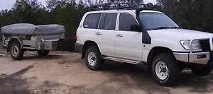 TRACKABOUT SAFARI CAMPER TRAILER - GRAB A BARGAIN!!!! Redlynch Cairns City Preview