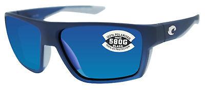 Costa Del Mar bloke bahama blue fade frame blue 580G polarized glass lens
