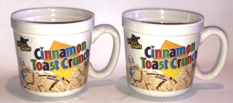 General Mills Cinnamon Toast Crunch Mug Handled Cup