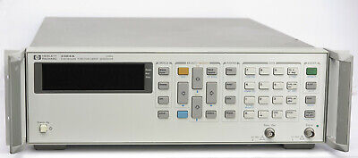 Hp Keysight 3324a 21 Mhz Synthesized Sweepfunction Generator