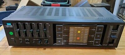 Sansui Integrated DC Servo Stereo Amplifier A-1001