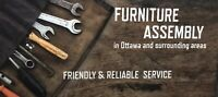 FURNITURE ASSEMBLY           -IKEA- WAYFAIR -JYSK- and many more