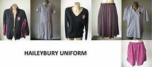 Haileybury College Assorted Girls Uniforms Endeavour Hills Casey Area Preview