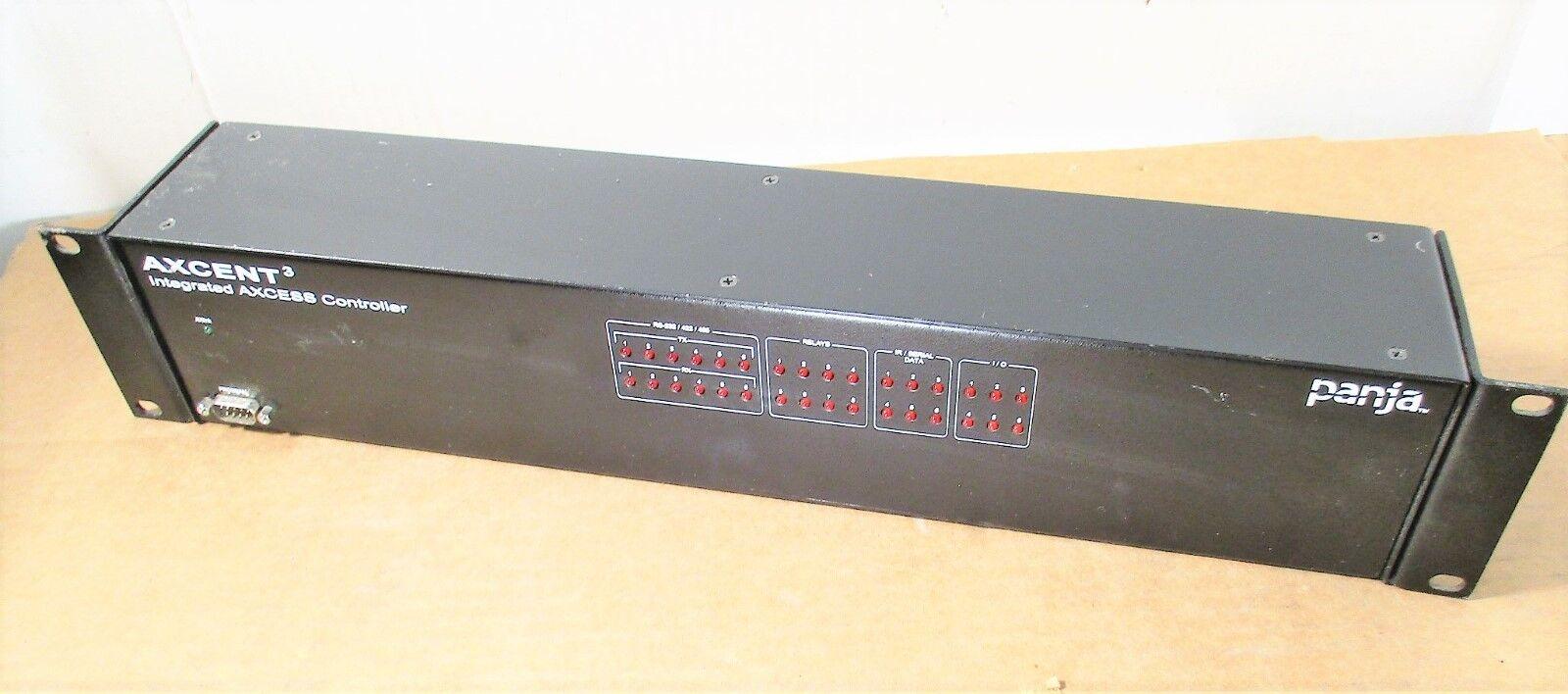 Panja Axcent 3 Integrated Axcess Controller
