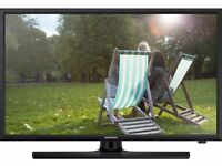 "Samsung T24E310EX 24"" HD Ready LED TV Monitor Freeview HD & Media player Brand New"