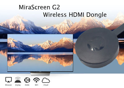 For Miracast Chromecast 2 Digital Hdmi Media Video Streamer 3Nd Generation 2017
