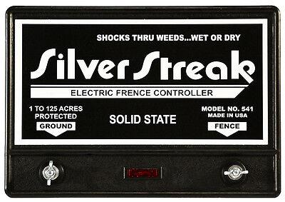 Fence Charger Silver Streak 541 Solid State Free Lightning Fuse Diverter