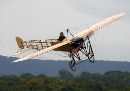 Upgrade order to 170 inch  Bleriot XI
