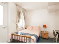 Cozy Double Room in Garden Flat Kensington close to Imperial College Zone 1