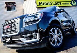 2013 GMC Acadia SLT1! AWD! BOSE+USB/AuxIn! ONLY $210/bi-weekly!