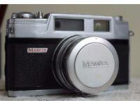 Mamiya 35mm Camera (Circa 1959)
