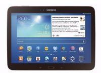 Samsung Galaxy Tab 3 * 10.1inch * GT-P5210 16GB * Wi-Fi * Black * ( Like New )