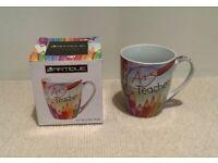 A+ Teacher Gift Mug