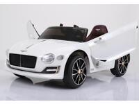 Bentley Gt EXP12 electric 12v ride on car with parental control