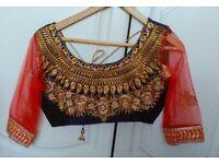 Asian wear saree