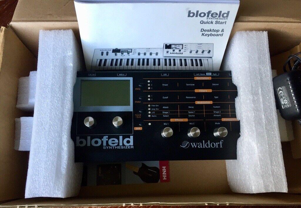 Waldorf Blofeld Desktop Analog Synthesizer | in Bournemouth, Dorset |  Gumtree