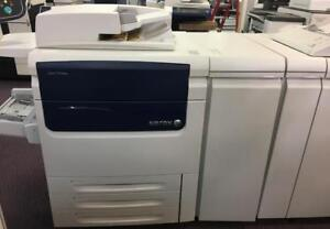 Xerox Digital Color Press 700 DCP Light production printer Copy machine Busienss Copiers Printers Scanner SALE BUY LEASE