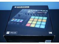 Native Instruments Maschine Mk3 + 4 Expansions