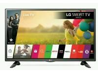 """LG Smart TV 32"""" LH604V"""