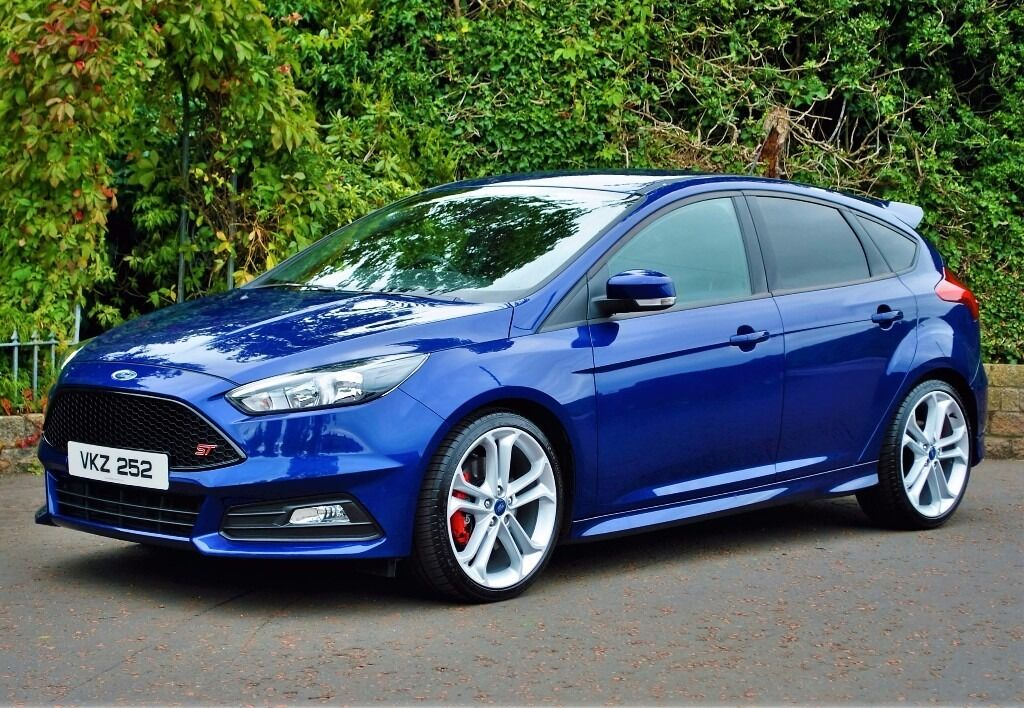 2016 ford focus st 2 turbo 250 in toomebridge county antrim gumtree. Black Bedroom Furniture Sets. Home Design Ideas