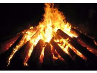 ANY UNWANTED WOOD FOR A BONFIRE? THAT CAN BE DELIVERED TO SK4/SK5