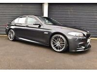 2011 BMW 520D M SPORT GUNMETAL GREY *M PERFORMANCE KIT* F10 NOT 320D AUDI A3 A4 A5 A6 C220 AMG A7