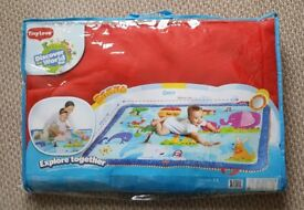 Tiny Love 'Discover The World' large baby play/activity mat