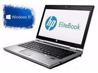 HP EliteBook 2570p Core i5 3210M 2.50GHz, 4GB, 320GB, Windows 10 Pro 64 Bit - £130