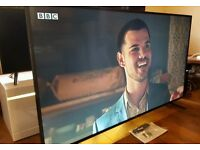 "SAMSUNG 48"" Smart 4K ULTRA HD TV with built in Wifi,Freeview HD, Netflix,Youtube, Read Description"