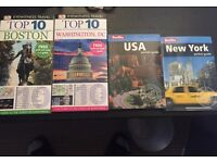 Eyewitness Travel Guide for the USA, Boston, DC & NYC.