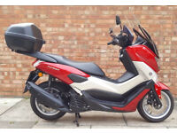 Yamaha NMAX 125, Excellent condition with low mileage