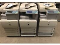 Canon color photocopiers network printers scanners irc 3380/3080/2880/ joblot