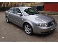 Audi A4 FSI 2.0 2004 Plate