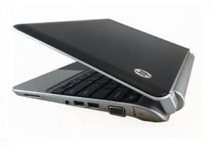 "HP 3105M NetBook 11.6"" AMD 1.6 ghz, 4GB, 320GB HD Radeon 6310 + Mc office Pro"