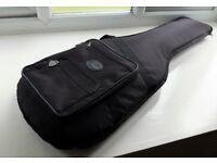 Fender USA soft case padded guitar gig bag, unused & like new, south Manchester