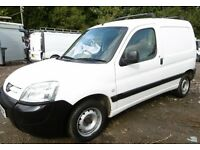 Peugeot Partner 600LD Van 2003 With New Mot.