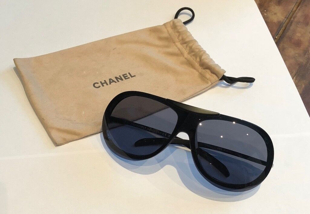 c9a9969d50bb Chanel sunglasses Rare model. Hackney