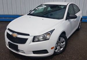 2014 Chevrolet Cruze LS *6-SPEED*