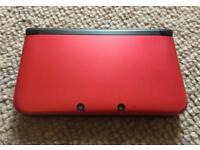 Nintendo 3DS XL - Pokemon Moon, Pokemon Y, Carry case and accessories.