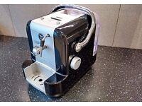 Lavazza Modo Mio coffee pod machine. The best coffee, pods in Tesco, Robert Dyas etc