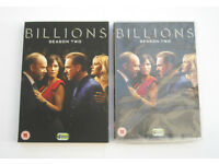 *** AS NEW *** Billions Series – Complete Season 2 - BOXED 4 DVD Discs