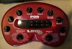 Line 6 Pod Effects Unit