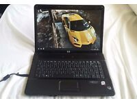 Windows 10 laptop, Core2Duo 2.0GHz, 2GB RAM, 120GB HDD, 15.4 Widescreen, Web Cam, Photoshop, Office