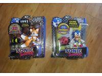 Sonic Figures - Sega Master System / Megadrive retro games